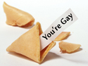 Gay Fortune Cookie
